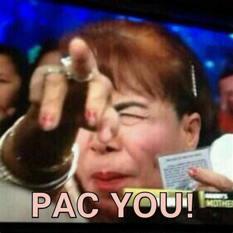 Manny Pacquiao Meme - oh these funny memes featuring kim henares mommy d
