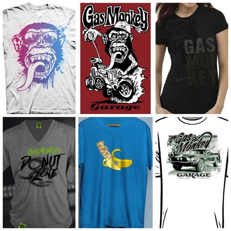 design t shirt jp vote on the next official gas monkey t shirt design gas