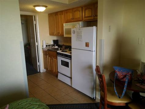 compass cove bed bugs kitchen in junior suite in schooner building picture of