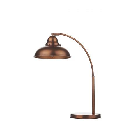 cambridge lighting dynamo retro style table lamp or desk