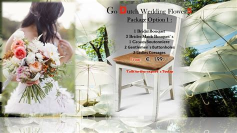 @ Go Dutch, Option 1 / Wedding Package Galway