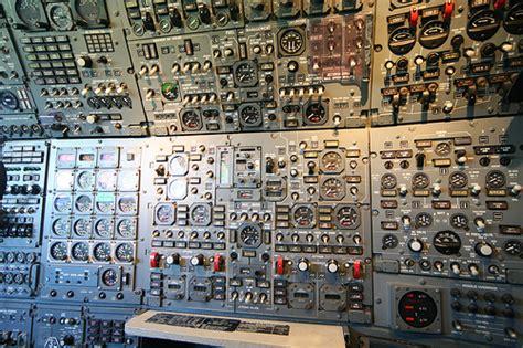 flight engineer s panel of concorde honniball flickr
