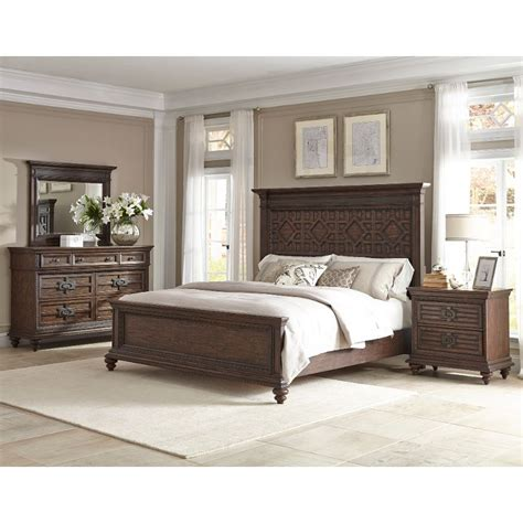 living pc cal king: aico furniture monte carlo ii california king poster bed in silver cal
