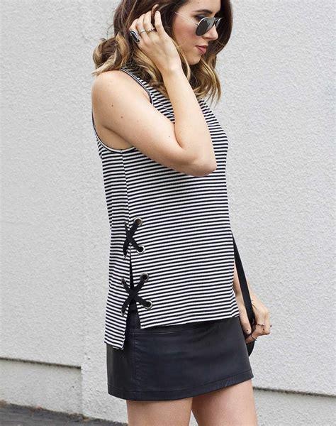 6 ways to wear stripes this summer elements of ellis