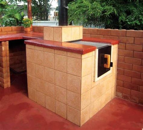 Outdoor Cooktop Grill Build An Outdoor Stove Oven Grill And Smoker Diy