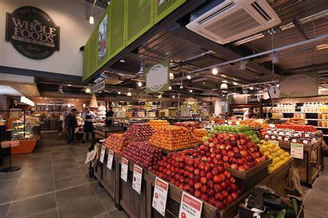 Mba Arch Cmo Wholefoods by Whole Foods Market Piccadilly Dickson Architects