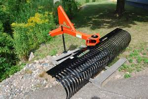 Landscape Rake Attachment For Sale Rake Getatractor