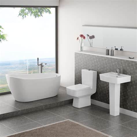 slipper bathroom suites bliss modern slipper freestanding bath suite at victorian