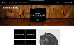 black label hair product line black hair product label