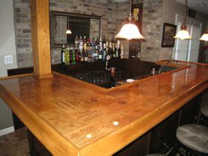 thick polyurethane bar top epoxy kleer koat table top epoxy