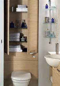 small bathroom furniture ideas 15 magn 237 ficas ideas de almacenamiento para ba 241 os peque 241 os
