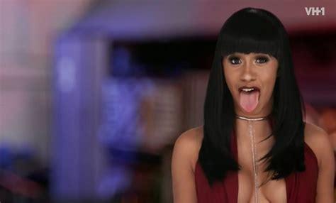love hip hop carli b cardi b blowing glass like white people on love hip hop