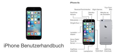 ios  deutsches iphone  benutzerhandbuch