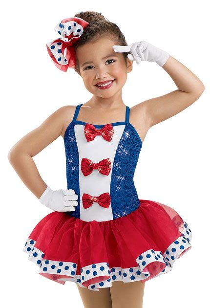 yankee doodle costume ideas patriotic tutu dress weissman costumes recital