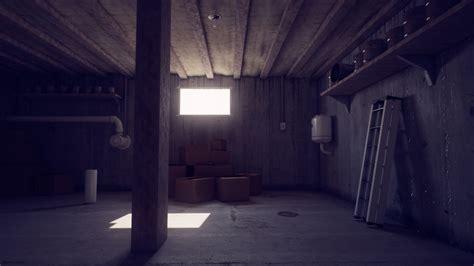 the in my basement basement on behance