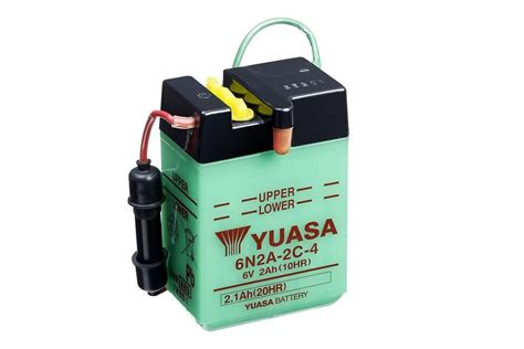 Motorrad Batterie Ladegerät Test by 6n2a 2c 4 Herk 246 Mmliche 6 Volt Motorrad Powersport