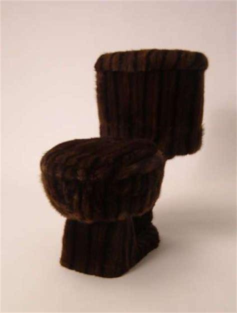 fancy toilet fancy fluffy toilets mink fur toilet