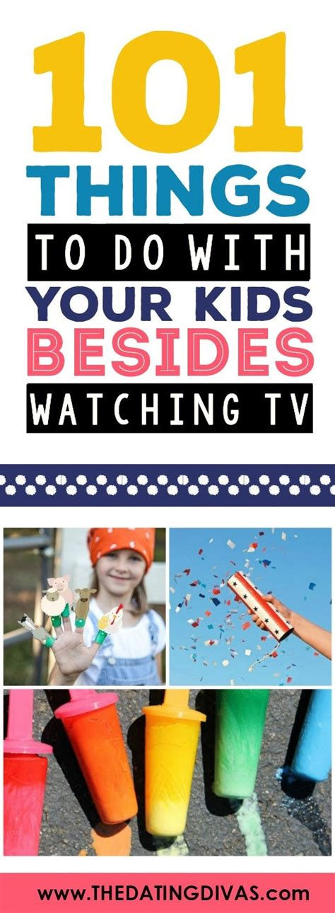 9 Things To Do Besides Tv by 101 Things To Do With Besides Tv Pushup24