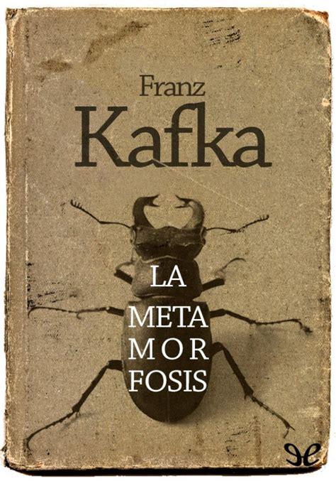 libro la metamorphose la metamorfosis franz kafka