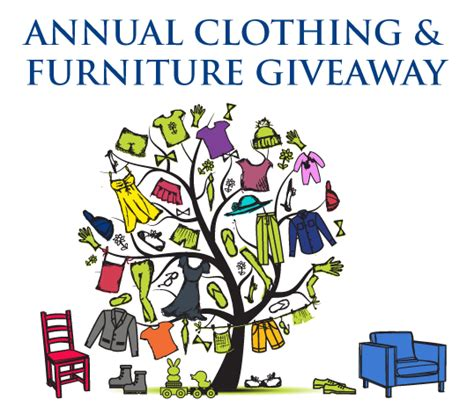 Clothing Contest Giveaways - tree of life community serve day