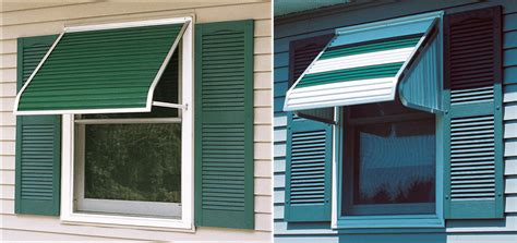 Aluminium Window Awnings by Aluminum Window Awnings Sizes 3 To 8 Wide