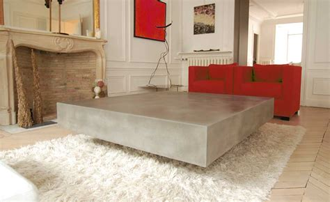 how to make a concrete bench top concrete furniture diy simple home decoration