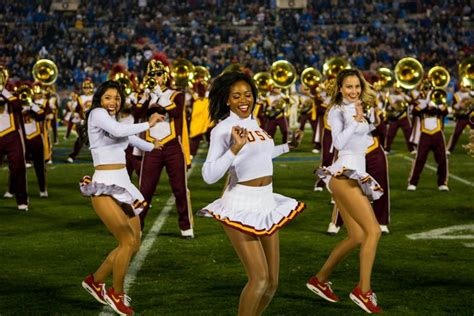 swim with mike usc cheerleaders 2016 17 best images about u s c on pinterest cheerleader