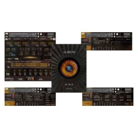 Vst Albion Iv Uist spitfire audio albion one upgrade from albion legacy