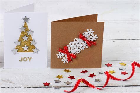 Papercraft Card - how to make a cracker card hobbycraft