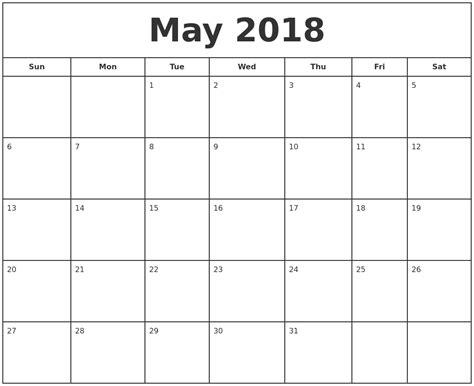bid free september 2018 calendars free