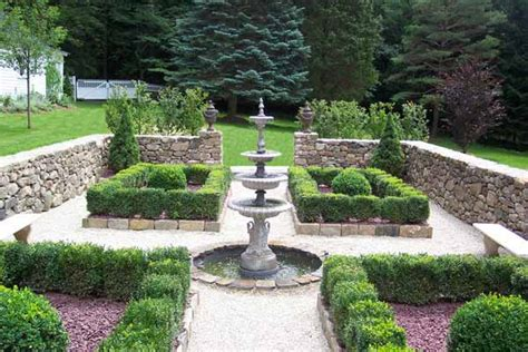 garden design ideas garden edging ideas - Formal Garden Designs