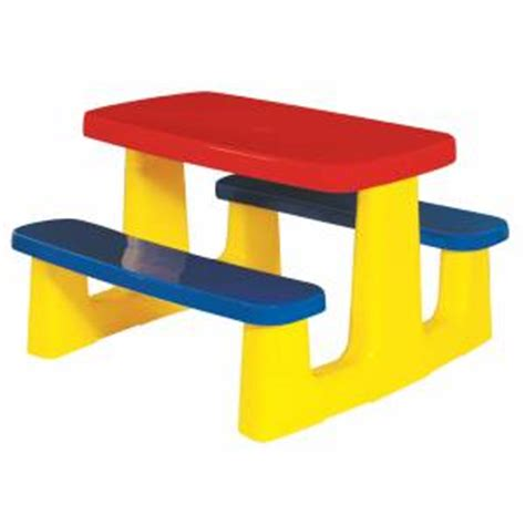kids bench and table trueshopping kids picnic table and bench set review