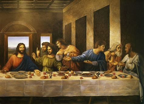 last supper wall mural last supper wall mural painting by sanislo