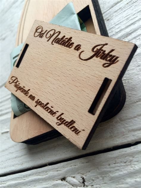 Wedding Gift Box For Money by Chagne Gift Box For Money Woodener Shop