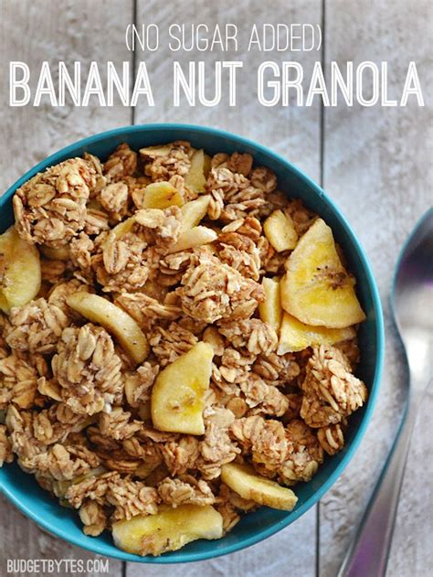 Detox Granola Bars by 17 Best Ideas About Banana Granola On Healthy