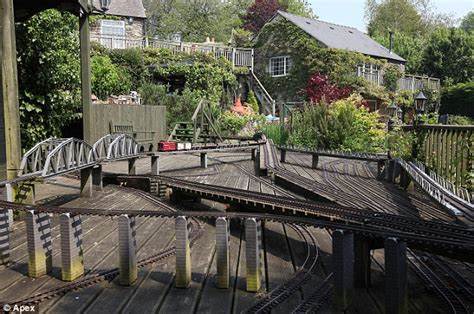 used n scale layouts for sale garden sets for