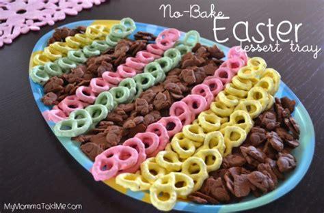 easy easter desserts 12 no bake easter desserts
