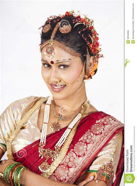 Tamil Girl Stock Photography Image 35352802