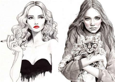 fashion illustration today joyce my fav fashion illustrator at the moment