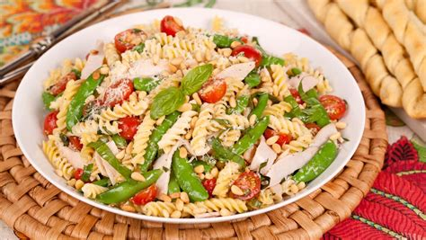 best chicken pasta salad recipes dishmaps