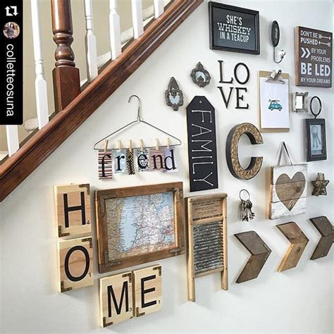 scrabble letters home decor best 20 staircase wall decor ideas on pinterest stair