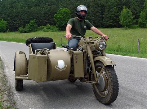 Motorrad Mit Beiwagen Wehrmacht by Z 252 Ndapp Ks 750 Gespann Der Wehrmacht Kradblatt