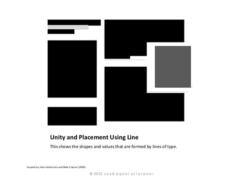 unity layout element principles of design part i gestalt laws unity and harmony