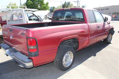 1999 dodge ram parts 1999 dodge ram 1500 5 2l v8 2wd clean interior