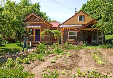 tiny house community cohousing living large in small houses small house bliss
