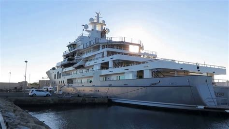 biggest boat in the world youtube impressive mega exploration yacht quot ulysses quot 107 metres one