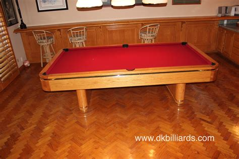 9 pool table refelt dk billiards service orange