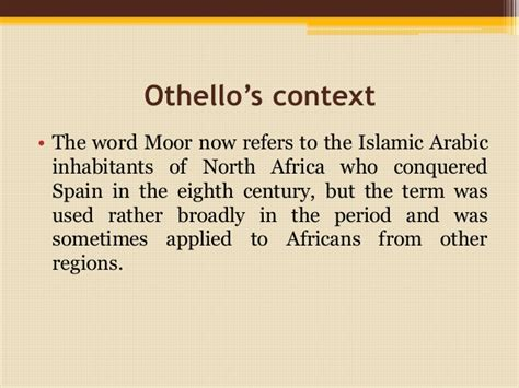 othello themes race quotes racism in othello william shakespeare