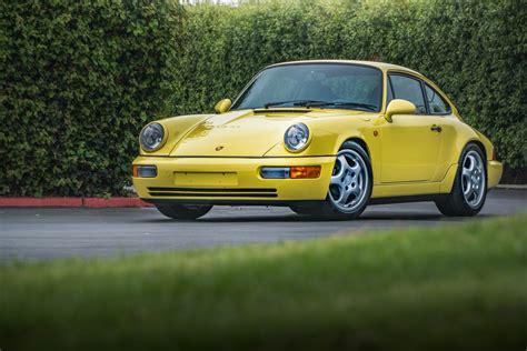 Porsche Carrera Rs by 1992 Porsche Carrera Rs Petrolicious