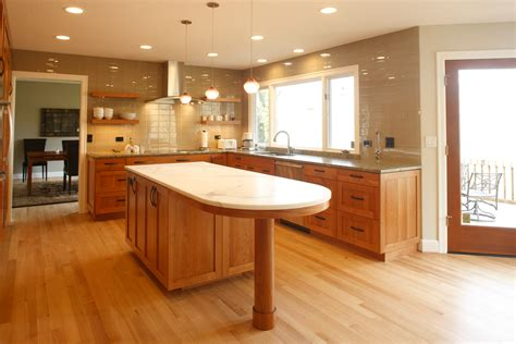 rounded kitchen island 10 kitchen island ideas for your next kitchen remodel